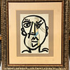 Neo Expressionism Abstract Portrait