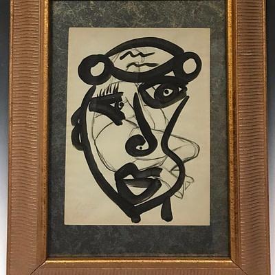 Peter Keil Studio Miro Acrylic Painting